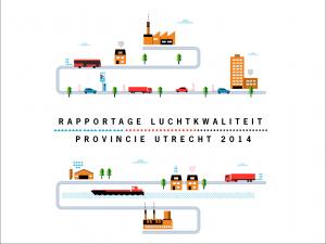 Rapportage luchtkwaliteit provincie Utrecht 2014